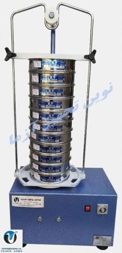 دستگاه شیکر الک